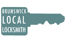 north brunswick local locksmith logo